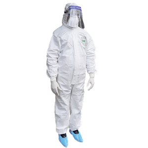 Disposable coverall varieties